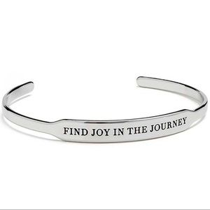 "ORIGAMI OWL ""Find Joy in the Journey"" Bangle"